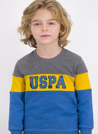 U.S. Polo Assn. Eşofman Takım Gri